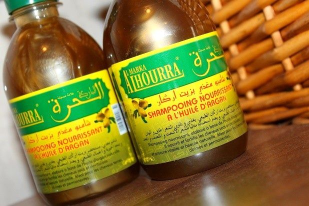 Marocký šampon s argánovým olejom250 ml - Starostlivosť o vlasy - Tajomstvá Maroka