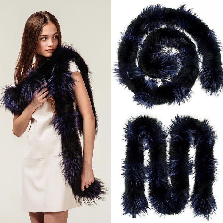 www.5thstory.com fur scarf