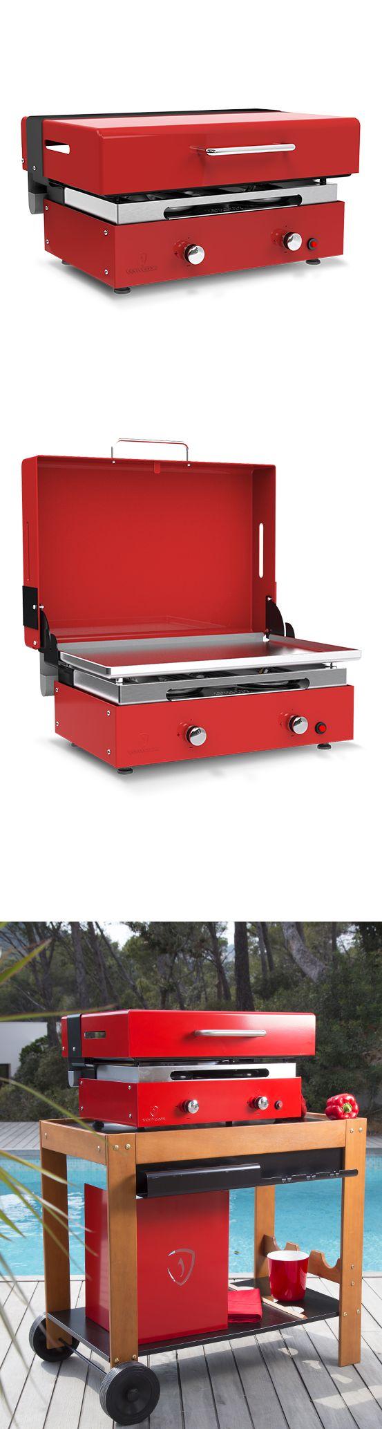 COUVERCLE DE CUISSON POUR PLANCHA Le couvercle de cuisson permet de sublimer vos cuissons à la plancha et de cuire une plus grande variété d'aliments. Il assure également la protection de la plaque de cuisson de votre plancha et vous protège des projections de matière grasse. Ce couvercle est l'accessoire idéal pour tous les fans de planchas party ! http://www.verycook.com/accessoire-plancha/couvercle-cuisson-plancha-231