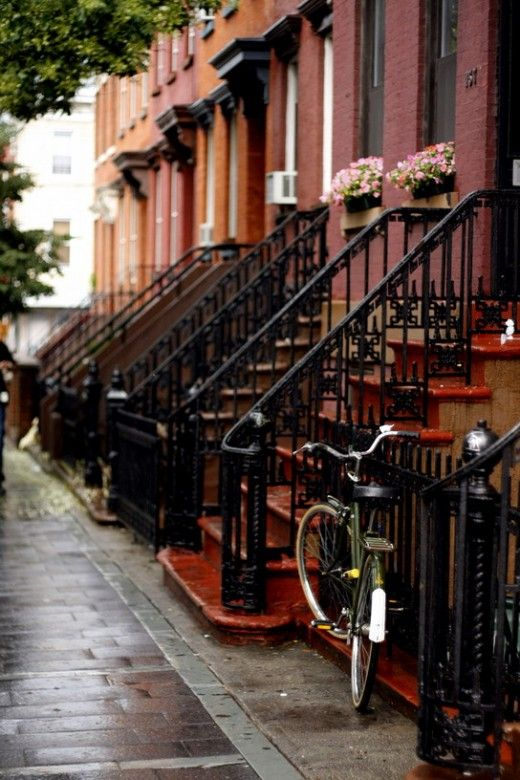 NYC Apartment Always wanted to live somewhere like this!