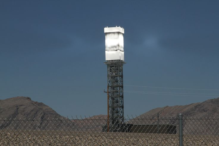 """Archimedes' fabled """"death ray"""" concentrated sunlight to burn Roman ships. Today, that same technology is being used to produce solar energy. (Ivanpah solar thermal energy plant)"""