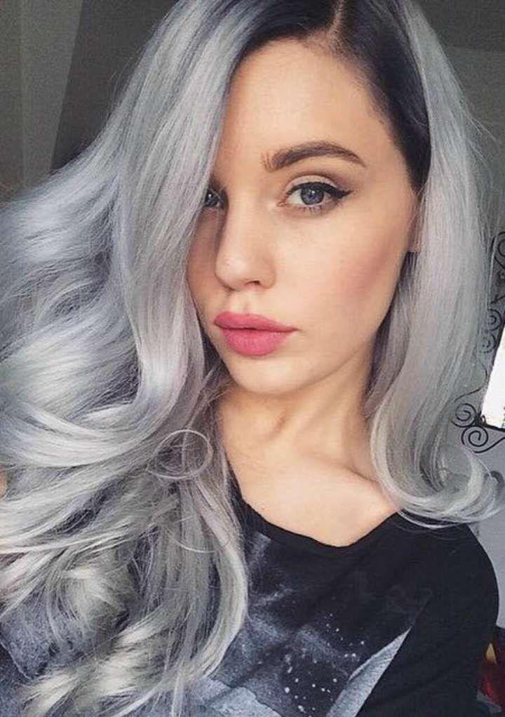 Granny Hair Aprenda A Fazer O Cabelo Cinza Da Moda