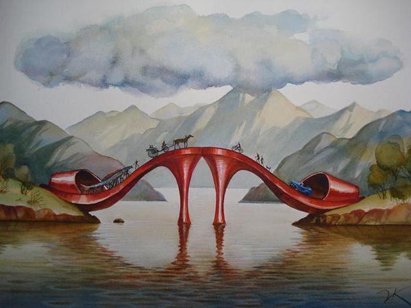 by Vladimir Kush