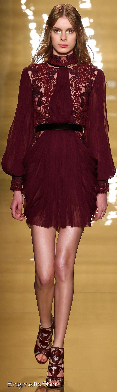 Cocktail dresses / karen cox.  Reem Acra Collections Fall Winter 2015-16