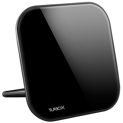 Turbo-X ADT-10 Κεραία DVB-T/HDTV. Τέλεια λήψη ψηφιακού και αναλογικού σήματος, με κομψό σχεδιασμό.