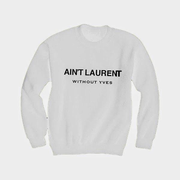 今度はサンローランのパロディTシャツ、続くファッション訴訟 | Fashionsnap.com