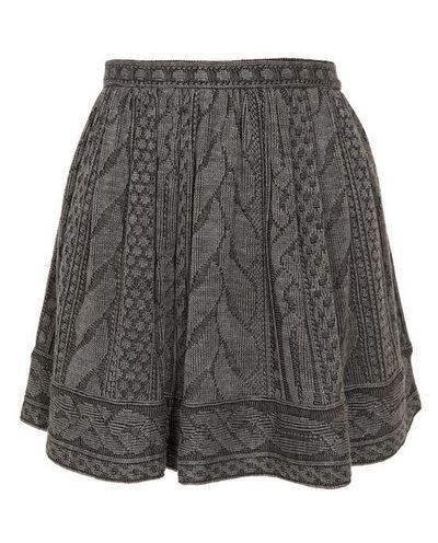 Knitting A Skirt 92