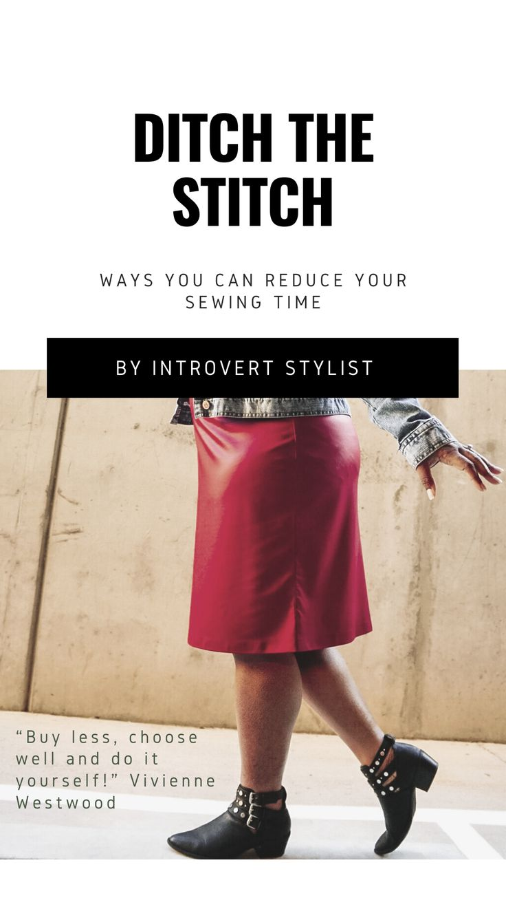 How to Hem a Dress without a Sewing Machine in 2020