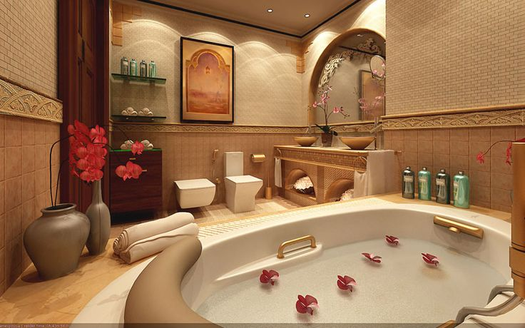 romantic bathtub ideas - 800×500