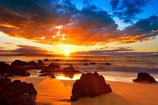 Hawaiian Islands #6 on our list of 'Top 10 Destinations for 2013'.