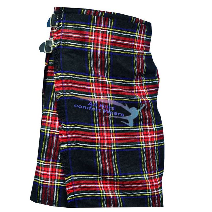 Onstyle Scottish Highland Active Men Utility Sports Royal Stewart Tartan Kilts DvIXqH