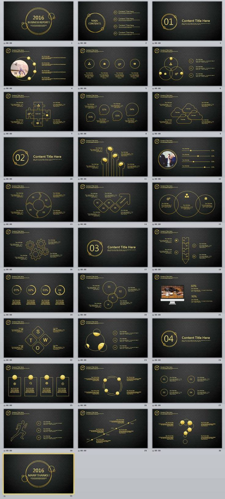 microsoft powerpoint business templates top 10 business powerpoint