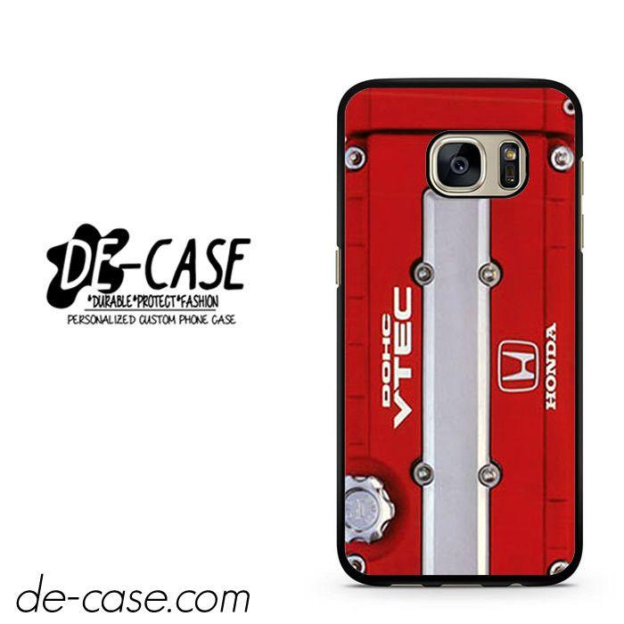 Dohc Vtec Honda DEAL-3554 Samsung Phonecase Cover For Samsung Galaxy S7 / S7 Edge