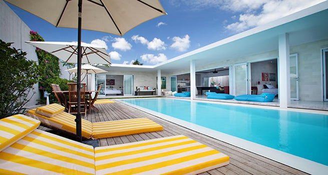 Modern, Tropical | Pool | Villa Anak | Bali | Skylight Architecture