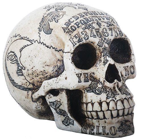 Ouija Skull – Summit Collection Gifts