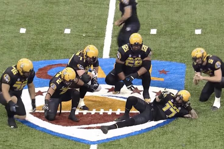 "The ""China Bowl"" of China's Arena Football Featured Some Interesting Celebrations"