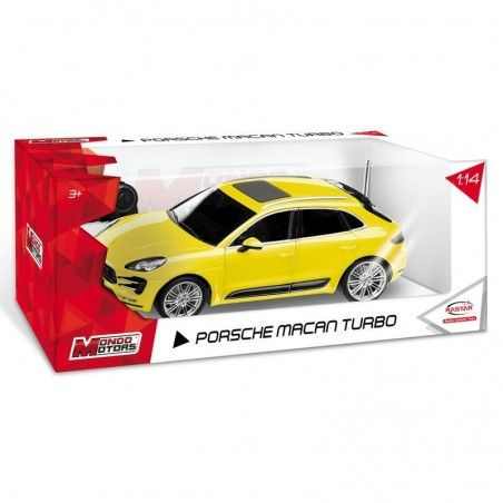 Porsche Macan Turbo radio control car