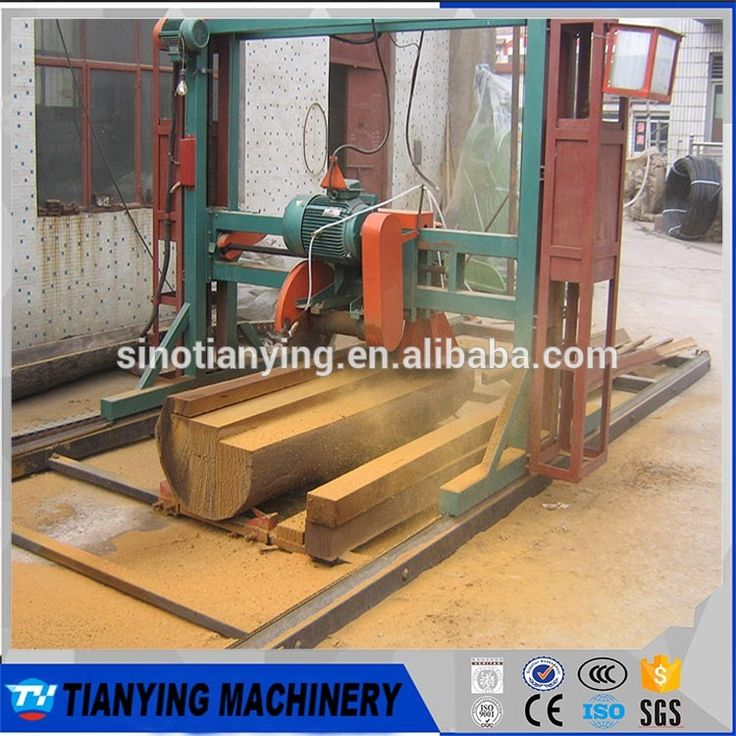 Top Sale Double Saw Blade Angle Sawmill For Africa