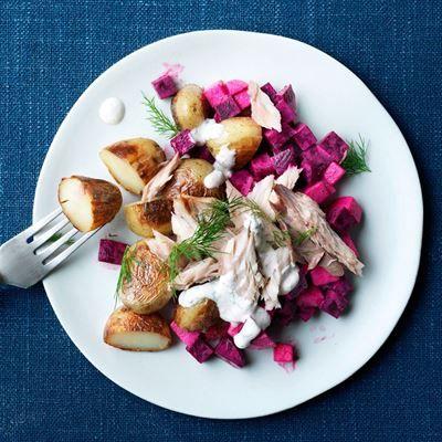 Een gerecht waarin alle smaken perfect samenkomen.