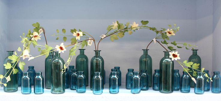 Eine Auswahl An Frühjahrs  Und Oster Gestecken, Gefertigt Von Arne Bruns  Und Jennifer