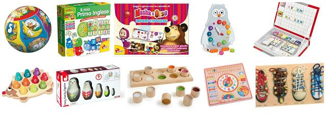 Da Mamma a Mamma.: 10 Giochi per imparare (perfetti come regalo di Na...