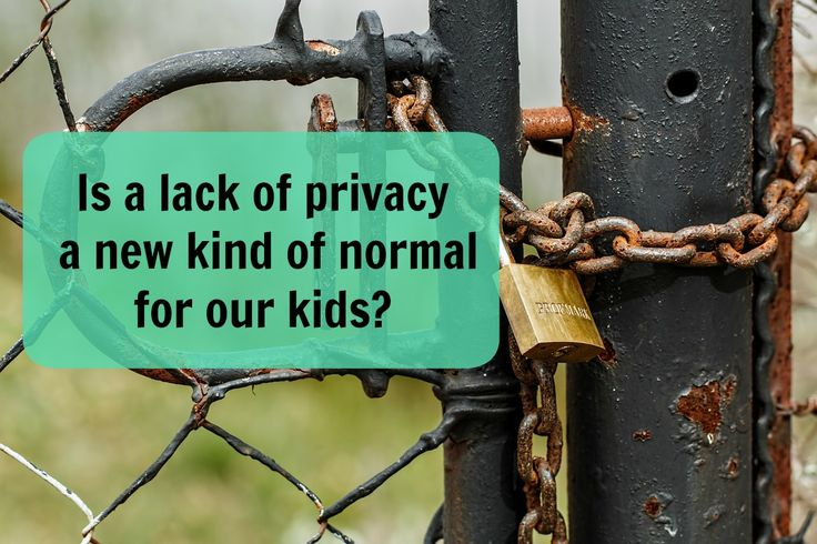 Do kids have a right to #privacy? Does it outweigh our need for openness and honesty about #parenting? Where do we draw the line? Click through to join the conversation.
