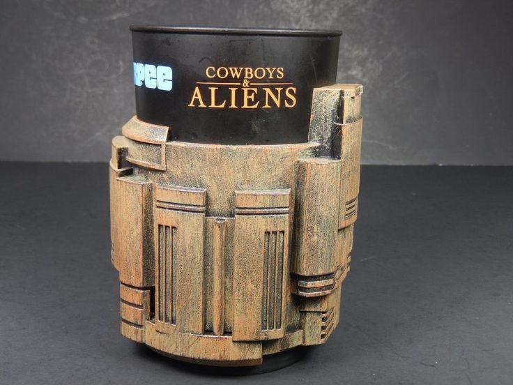 Cowboys & Aliens Lighted 7 Eleven Slurpee Cup   $15.97                      3497