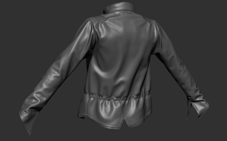 ArtStation - Cloth Practice, Henry Hsu