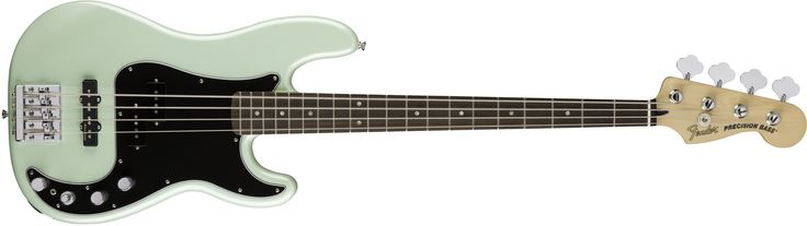 Fender Deluxe Active P Bass® Special, Rosewood Fingerboard, Surf Pearl