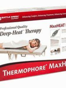 large heating pad for back pain relief