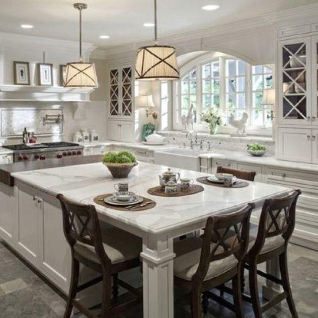 Modern Kitchen Island Design Ideas best 20+ eat in kitchen ideas on pinterest | kitchen booth table