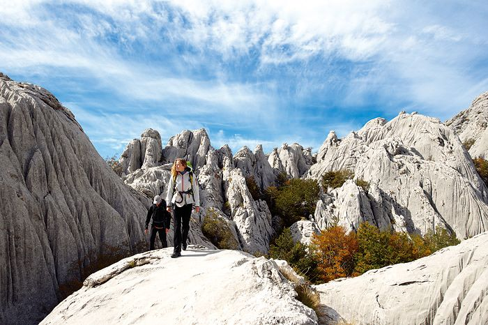 Paklenica hiking - Walking Your Troubles Off | Argyruntum Apartments