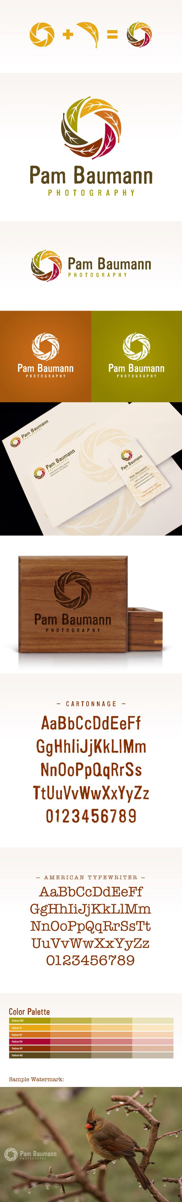 Logo Design & Branding for a Pennsylvania Photographer