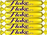 Cadbury Flake Chocolate Bars, always a must when going to england.