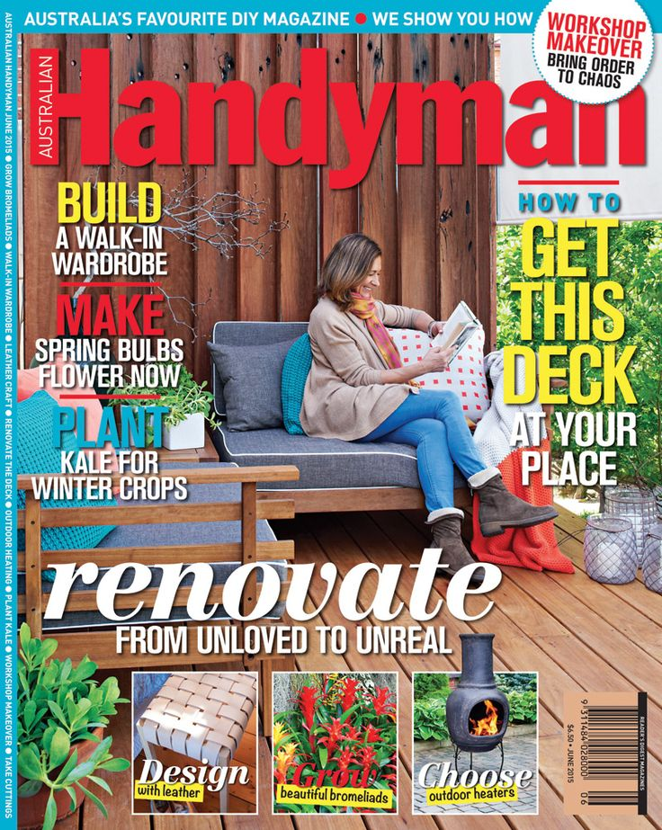 22 best handyman mag images on pinterest handyman magazine australian handyman magazine june 2015 fandeluxe Image collections