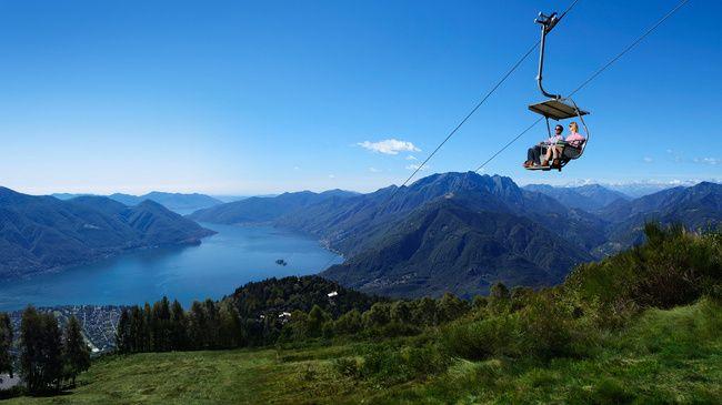 Weg der Schweiz: Schweizer Wilhelm-Tell-Route
