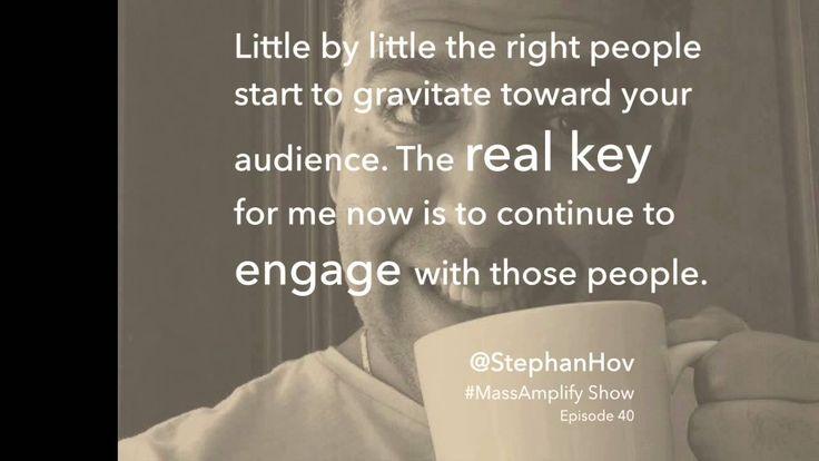 Stephan Hovnanian on Shifting From Google+ to Marketing Expert #MassAmplify