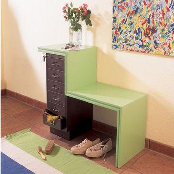 1000 ideen zu flurbank auf pinterest hallenbank langer. Black Bedroom Furniture Sets. Home Design Ideas