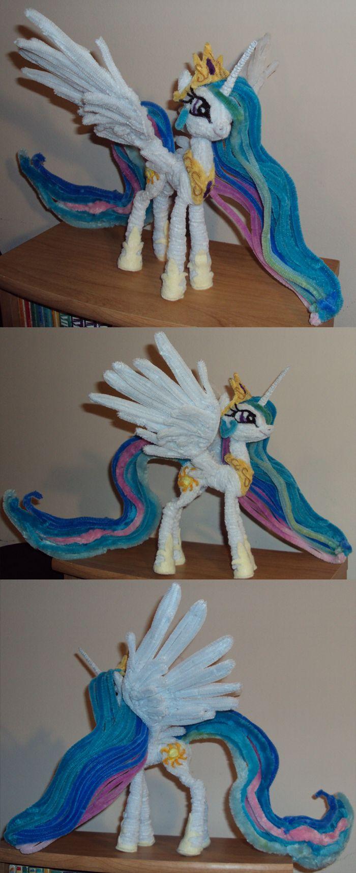 The Princess of Equestria by PonyCrafter.deviantart.com on @deviantART