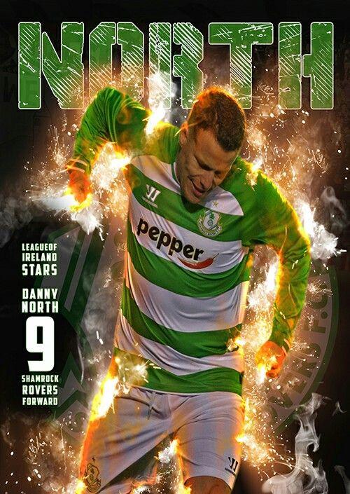 Danny North - Shamrock Rovers