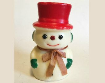 346 best vintage christmas candles images on Pinterest | Christmas ...
