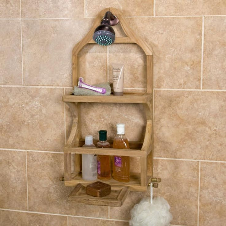 Soap Caddy For Shower