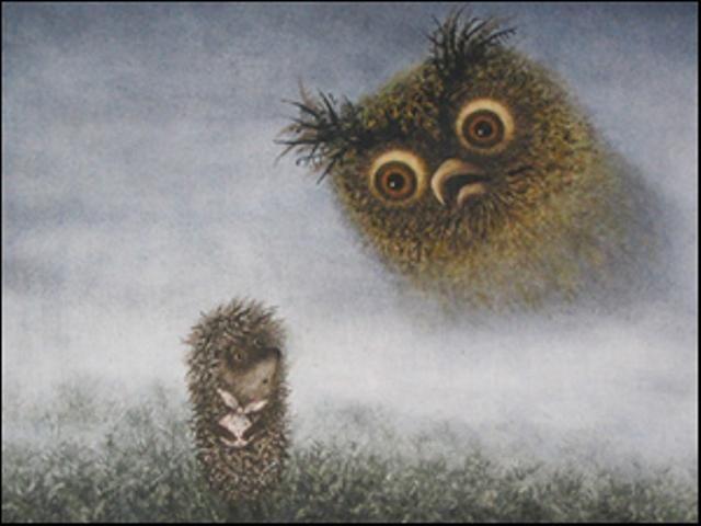 Yuriy Norshteyn - Hedgehog in the Fog (1975)