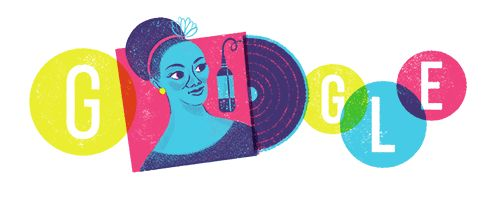 96º Aniversário de Carmen Costa #GoogleDoodle