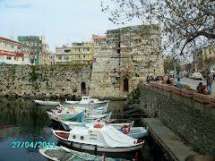 Gelibolu Piri Reis Heykeli Gallipoli Turkey