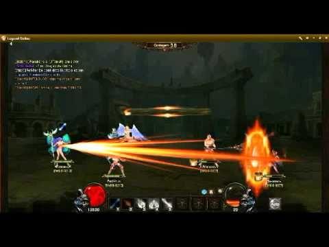 Arena lv 29 FKF - Legend Online 04/06/14