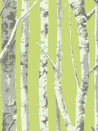 birch tree wallpaper - Google Search