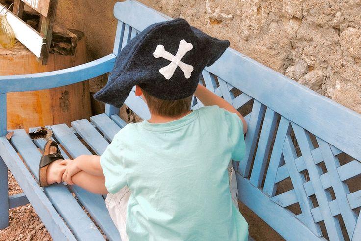 Frankrijk, #piraat #zomer #verkleden