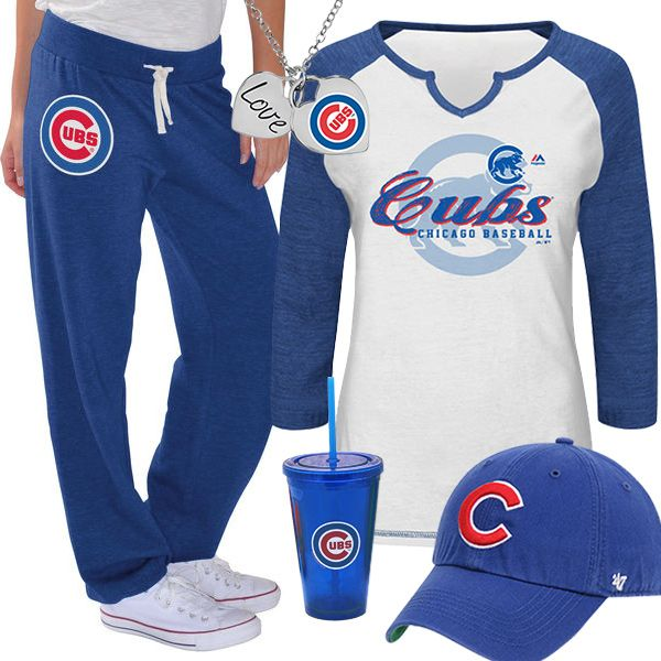 Chicago Cubs Outfit