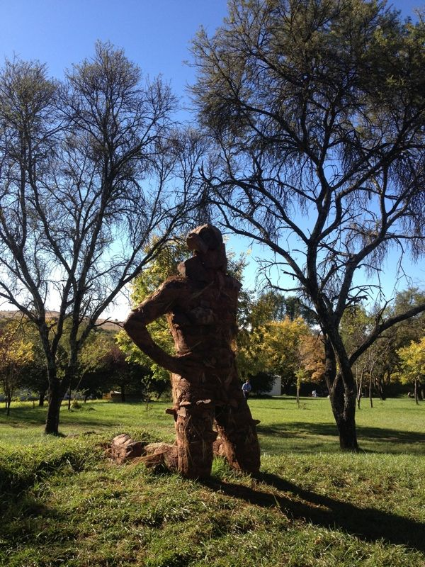 Winter Sculpture Fair at Nirox, Cradle of Humankind May 4-5 2013